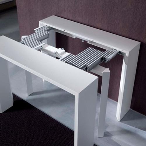 Раздвижной стол консоль своими руками