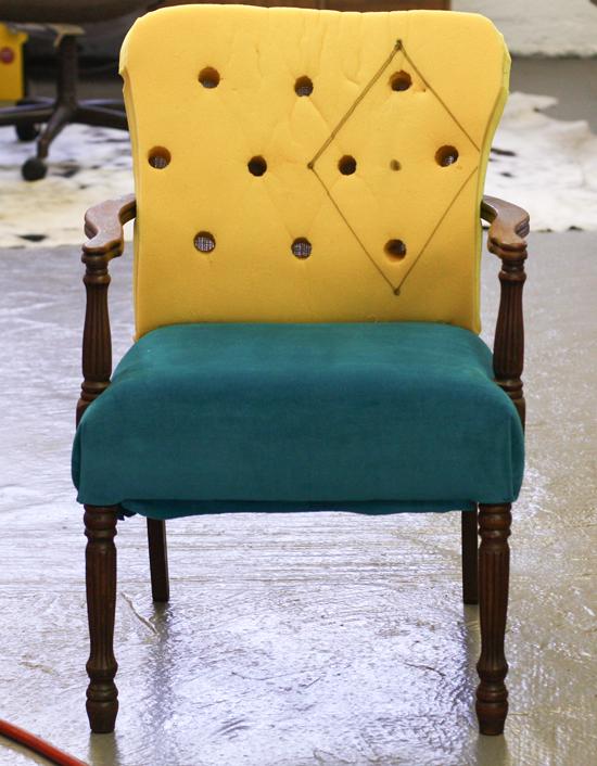 после прочтения как сделать стул мягкий своими руками слова