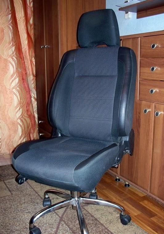 Как своими руками сделать офисное кресло в 115