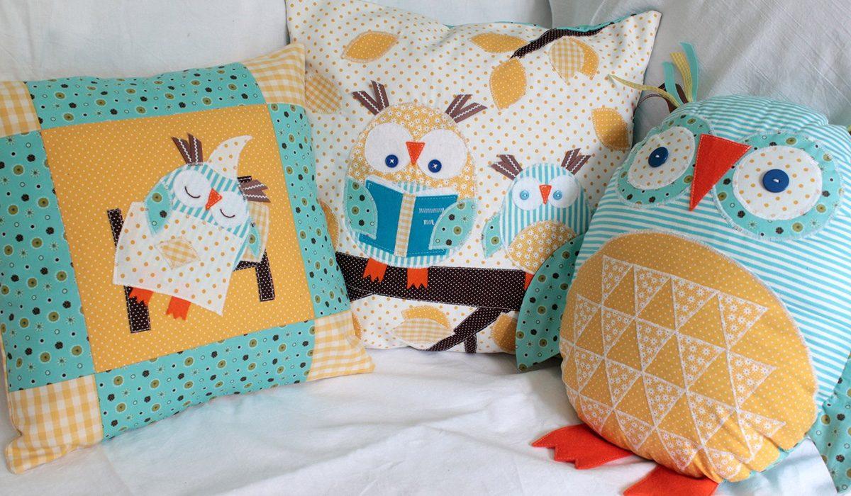 Декоративна подушка своими руками