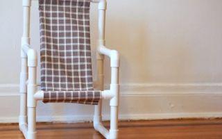 Как сделать стул из профильной трубы своими руками (пошаговая инструкция)