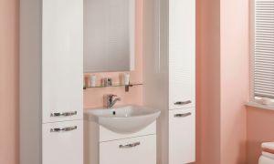 Как установить шкафчик в ванную своими руками?