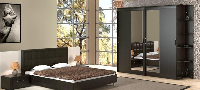 Преимущества шкафа-купе в спальне, как выбрать