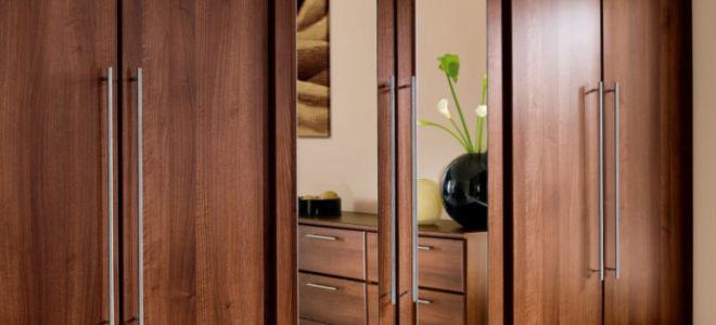 Как из мебельных щитов создать шкаф?