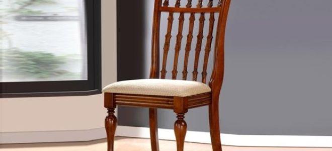 Как сделать стулья из дерева своими руками: чертежи, фото