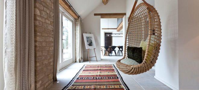 Как своими руками сделать подвесное кресло и прикрепить его к потолку