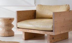 Как своими руками сделать кресло из дерева – ход работы с чертежами