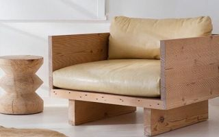 Как своими руками сделать кресло из дерева — ход работы с чертежами