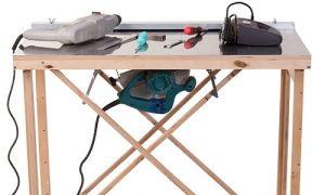 Как смастерить стол для лобзика своими руками (фото, видео)