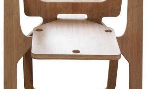 Мебель своими руками — стул складной из фанеры