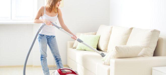Как почистить диван на дому от пятен и запаха