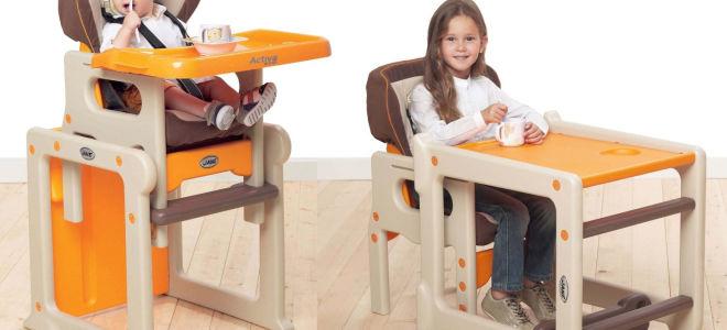 Как сделать столик для кормления своими руками