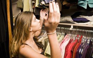 Как убрать неприятный запах из шкафа?