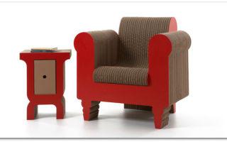 Мастерим кресло для кукол своими руками