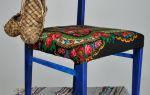 Как покрасить деревянный стул своими руками и придать обновленный вид