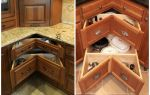 Делаем угловой шкаф на кухню своими руками