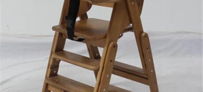 Детский стульчик для кормления малышей (чертежи, размеры, схемы)