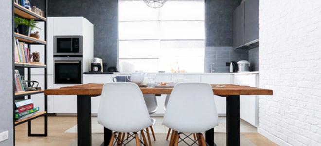 Стол из столешницы для кухни своими руками