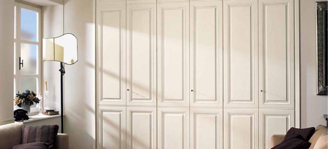 Как сделать самостоятельно встроенный шкаф?