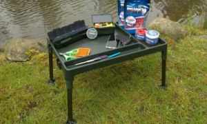 Рыбацкий столик своими руками: несколько интересных идей