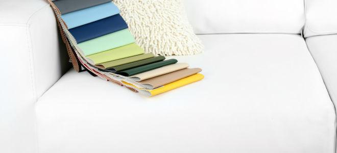 Какую ткань для дивана выбрать лучше всего?