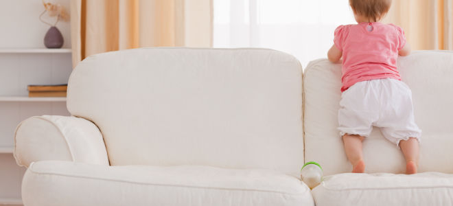 Как можно избавиться от запаха мочи на диване?
