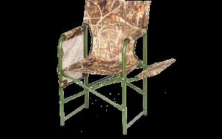Как сделать складной стул для рыбалки из металла своими руками