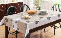 Каковы стандартные размеры скатерти для обеденных столов?