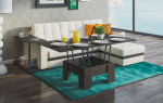 Как правильно собрать стол-трансформер от «Много мебели»?