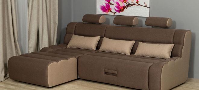 Какие бывают виды механизмов диванов?