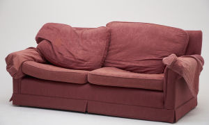 Что делать, если диван провалился посередине?