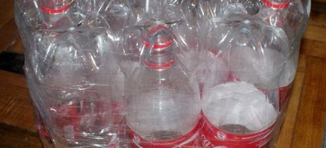 Как сделать пуфик из пластиковых бутылок своими руками (пошаговая инструкция)