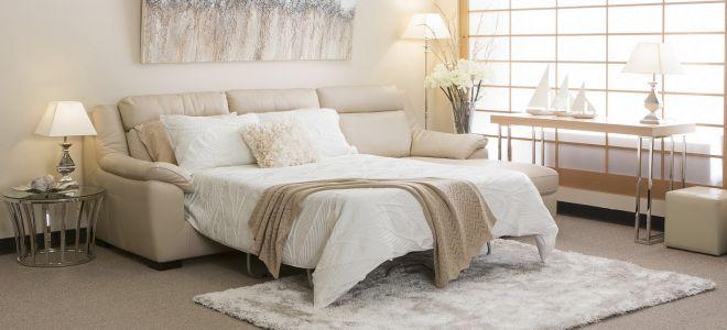 Как правильно выбрать диван для ежедневного сна?