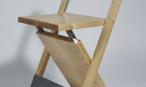 Как сделать складной стул своими руками (мастер-класс с фото)