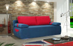"""Как самостоятельно сделать диван """"еврокнижка"""" с помощью чертежей и схем"""