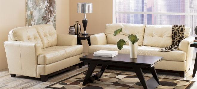Как и чем почистить кожаный диван