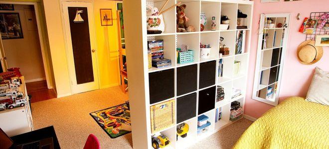 Как правильно выбрать шкаф-перегородку?