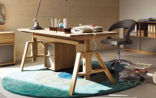 Как сделать письменный стол для школьника (инструкция с размерами)