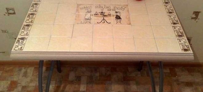 Как сделать кухонный стол своими руками: практичные советы