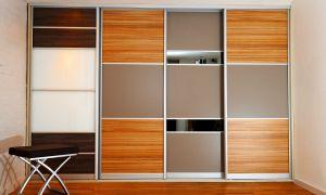 Как можно сделать встроенный шкаф-купе своими руками?