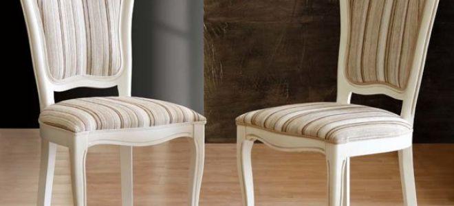 Кухонная мебель: стулья для кухни своими руками