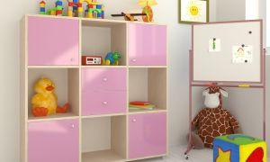 Какие бывают шкафы для детской комнаты?