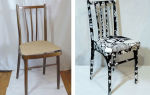 Как в домашних условиях отреставрировать старый деревянный стул своими руками