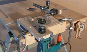 Как сделать фрезерный стол своими руками?
