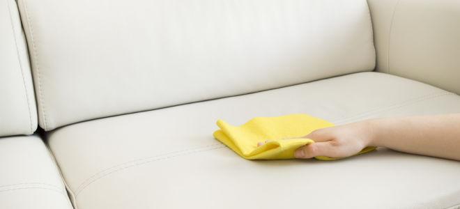 Как почистить диван от различных пятен