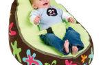 Как своими руками сделать детский пуфик и мягкое кресло для куклы