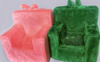Как сделать детское кресло своими руками?