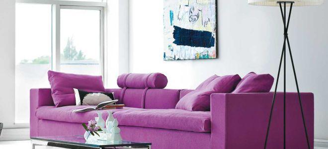 Какой диван выбрать в интерьер гостинной?