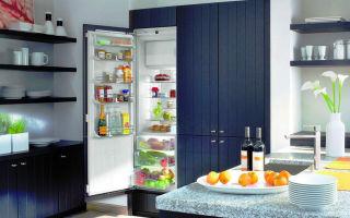 Встраиваем холодильник в шкаф своими руками