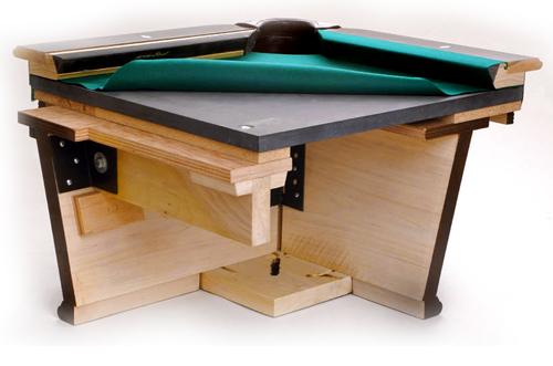 Бильярдные столы своими руками 594